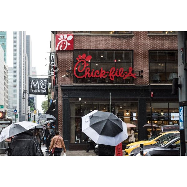 "Is Chick-fil-A as ""healthy"" as it markets itself to be?"