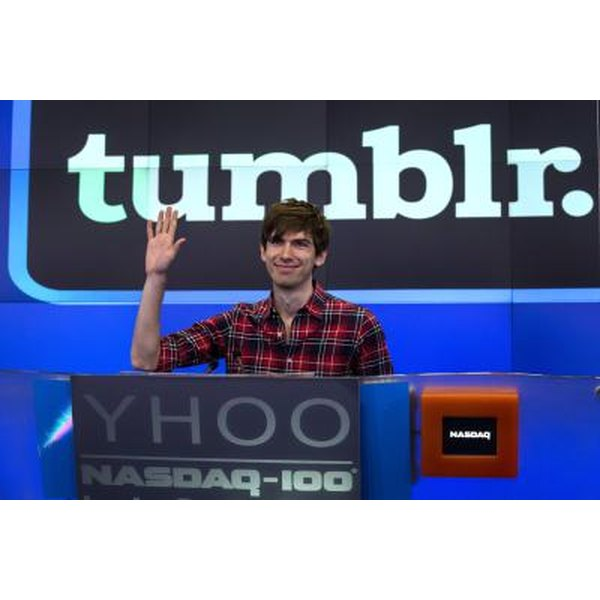 How to Save Music From Tumblr
