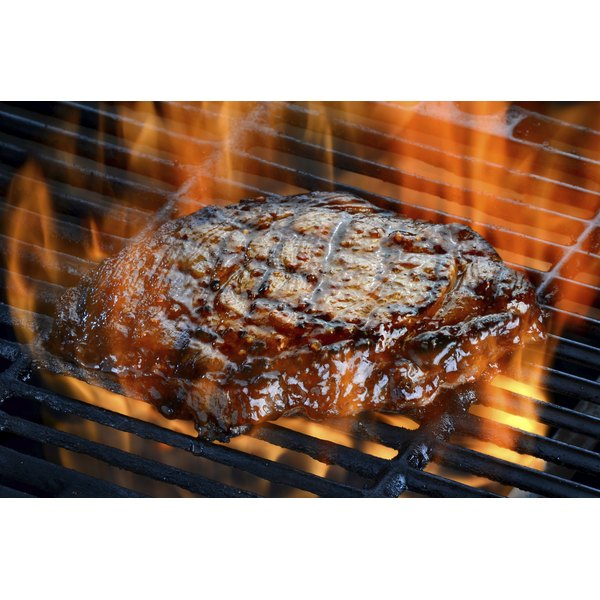 Most top-quality Prime-graded steaks go to the restaurant industry.