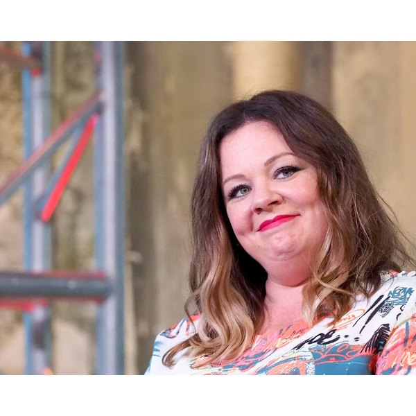 Melissa McCarthy claps back at her haters with prayer.