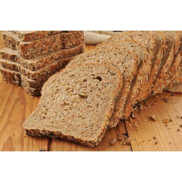 Ezekiel 4:9 bread uses organic sprouted grains to make their loaves.