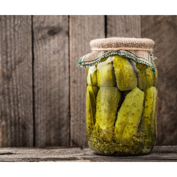Why Do We Soak Cucumbers in Water Overnight Prior to Pickling?
