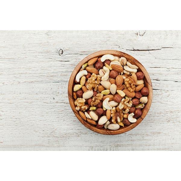 How to Store Raw Almonds & Cashews