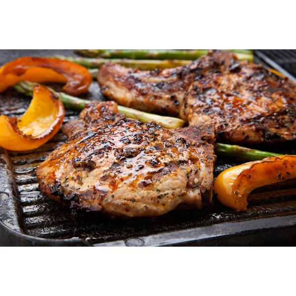 How to Fix Pork Chops That Are Too Salty