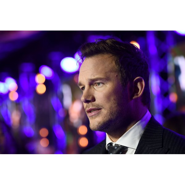 Chris Pratt is living proof that men can benefit from a little skin pampering too!