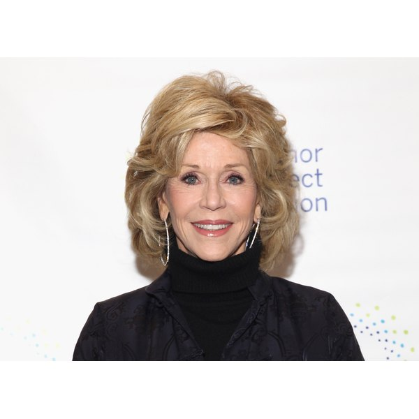 Jane Fonda recently had cancer removed from her lip.