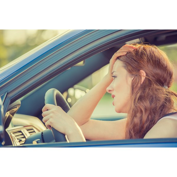 Missing two to three hours of sleep quadruples your risk of causing a car accident.