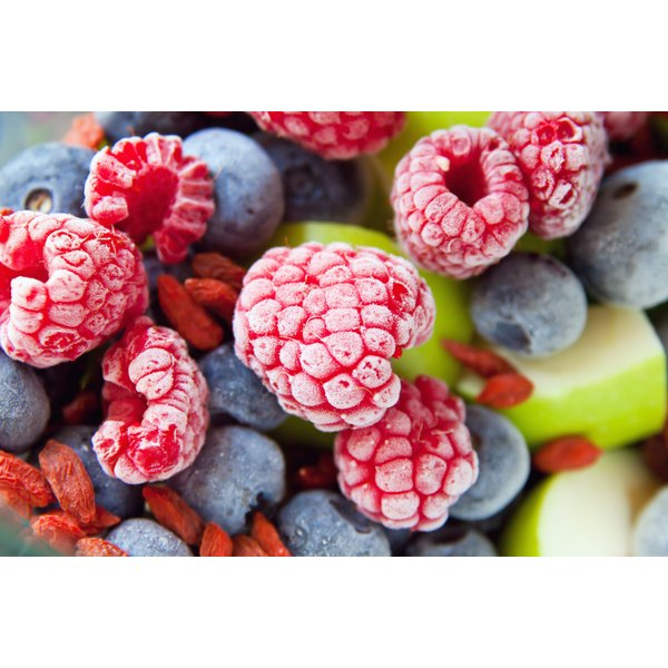 How Long Is it Safe to Keep Frozen Fruit?