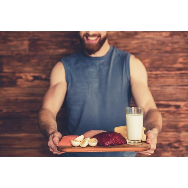 The Best Foods For Abs For Men