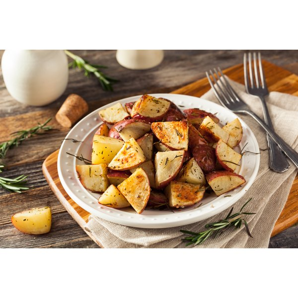 Easy Way To Cook Roasted Red Potatoes
