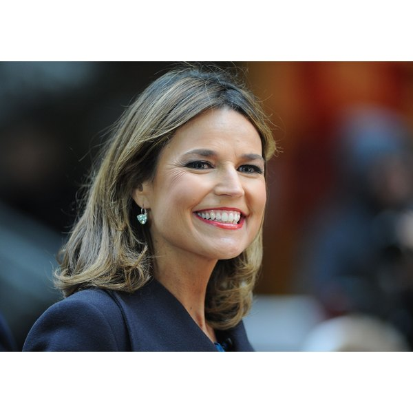 Don't let that Instagram filter fool you: Savannah Guthrie has wrinkles, and she isn't afraid to show them.