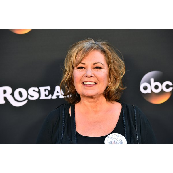 After a year of believing that she was going blind from macular degeneration and glaucoma, Roseanne Barr learned that she wasn't going to lose her eyesight after all.