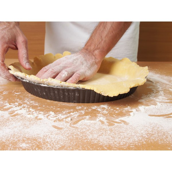 how to make pie pastry bottom not soggy