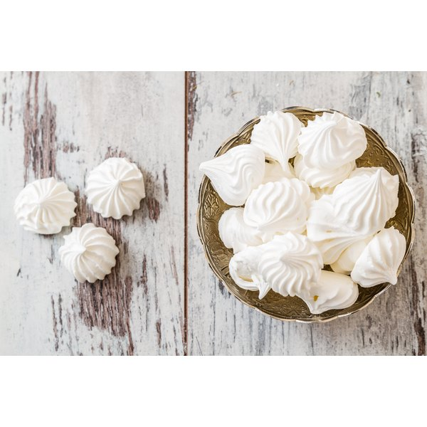 How to Store Egg Meringue Shells