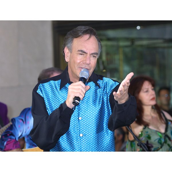 Singer, songwriter and performer Neil Diamond announced that he will be retiring from touring due to a recent Parkinson's disease diagnosis.