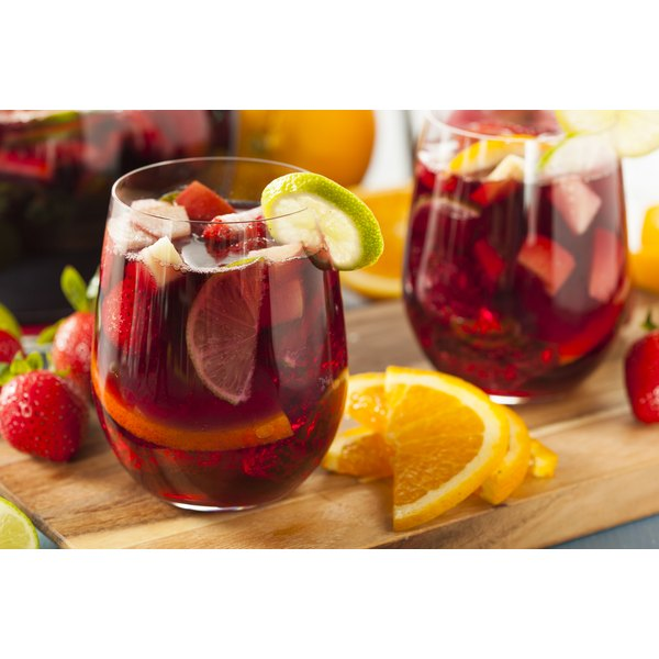 What Meat Pairs With Sangria?