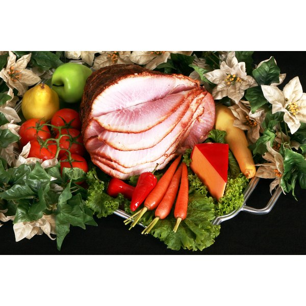 Directions for Baking a Spiral Ham