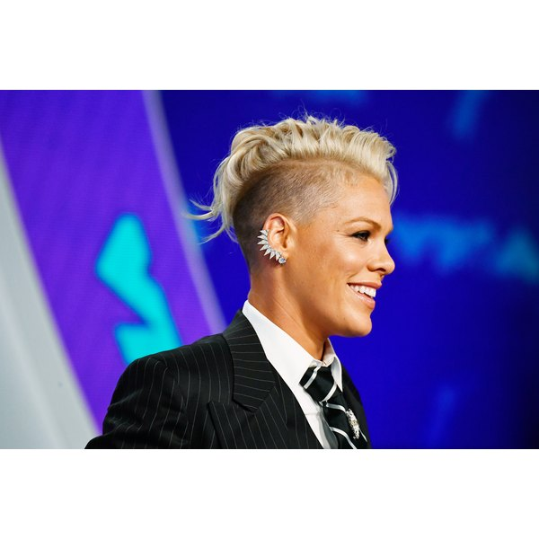 Pink is battling the flu for the second time this year.