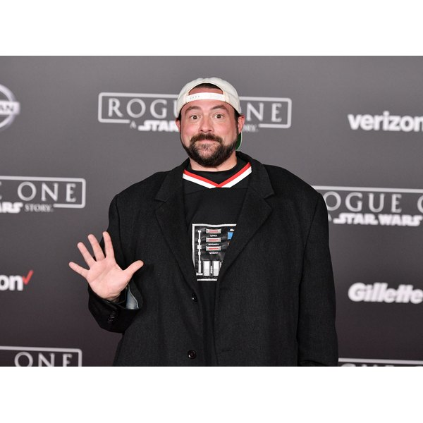 Kevin Smith has revealed he recently suffered a massive widow-maker heart attack.