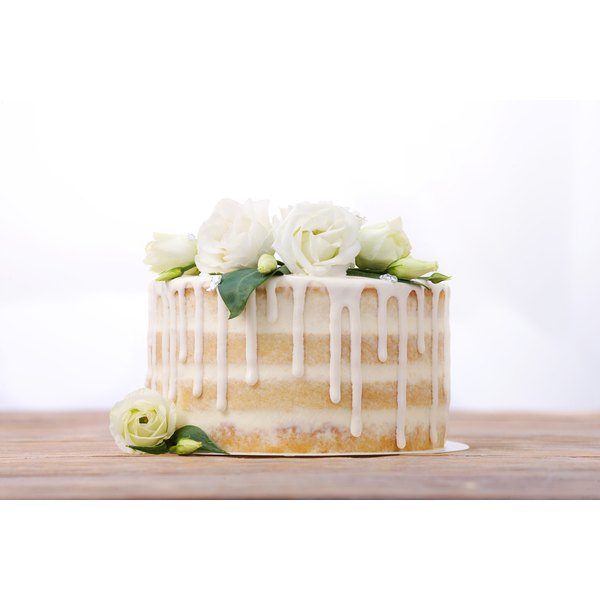 Should You Freeze Wedding Cakes Before Icing?