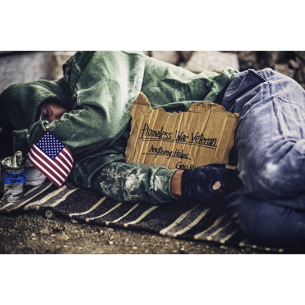 Homelessness in the United States: Trends and demographics
