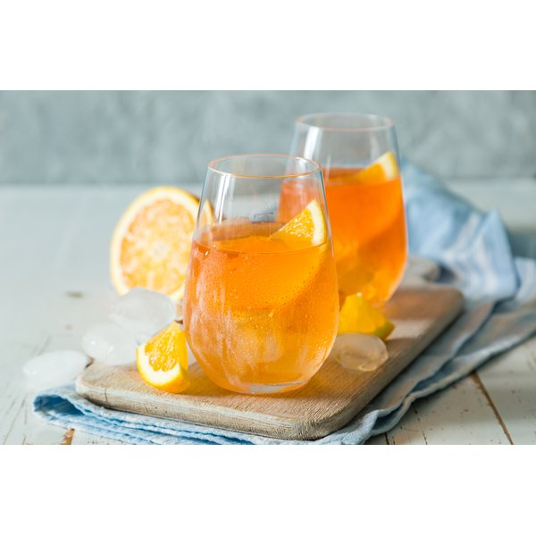 Why Would Orange Juice Fizz With Baking Soda?