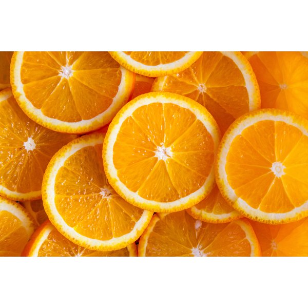 Diosmin and hesperidin are naturally found in citrus fruit.