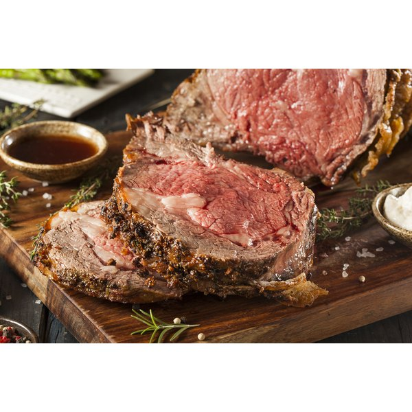 How to Carve a Bottom Round Roast Into Steaks
