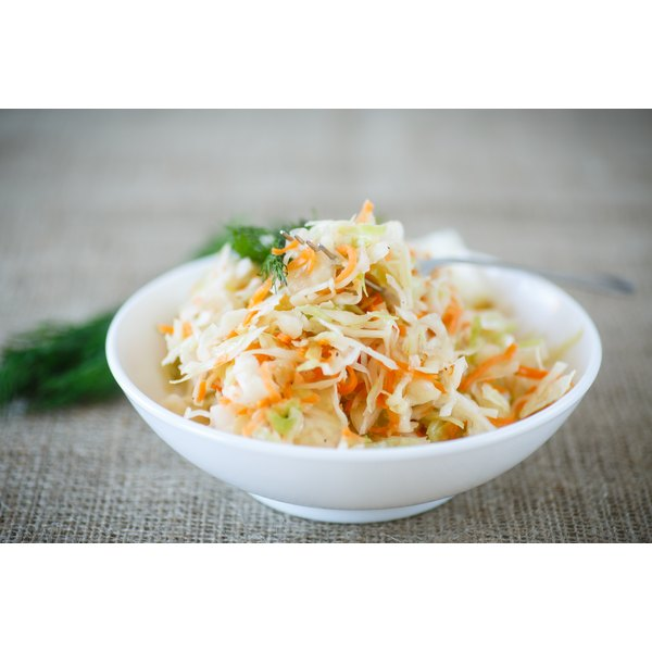How Far in Advance Can You Make Coleslaw?