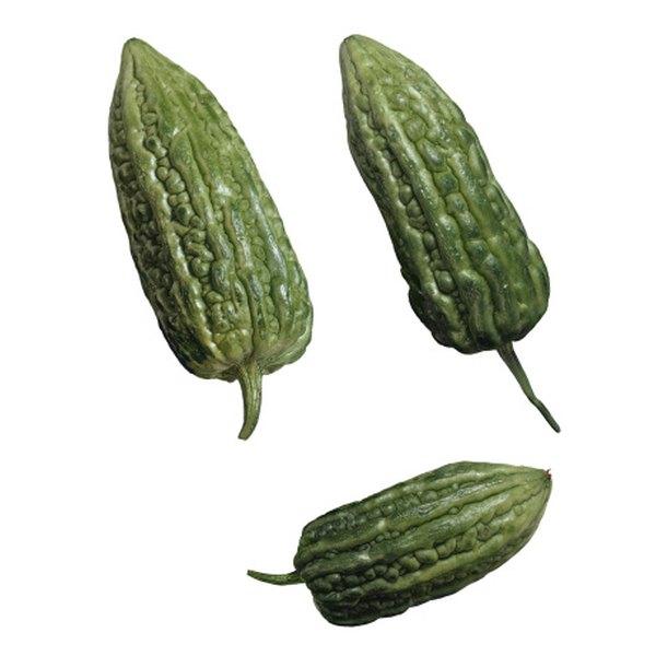 Bitter melon has antibacterial and anti-inflammatory properties.