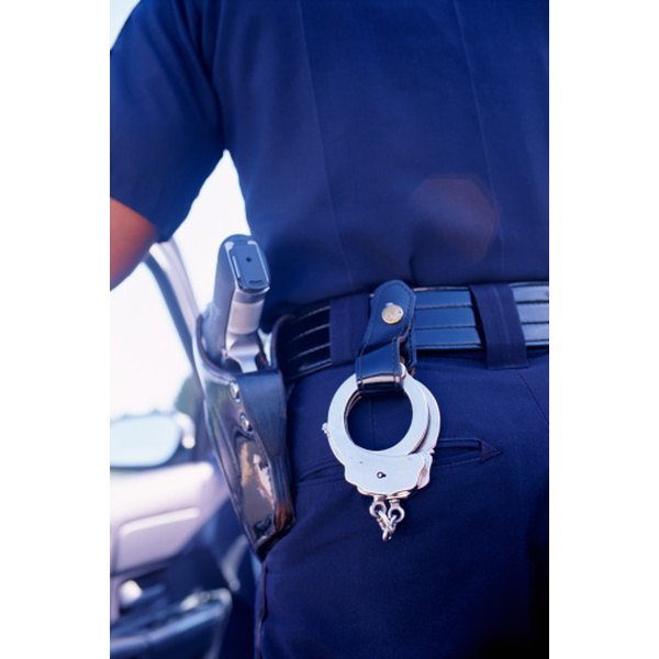 Belt keepers keep an officer's tools in the correct place.