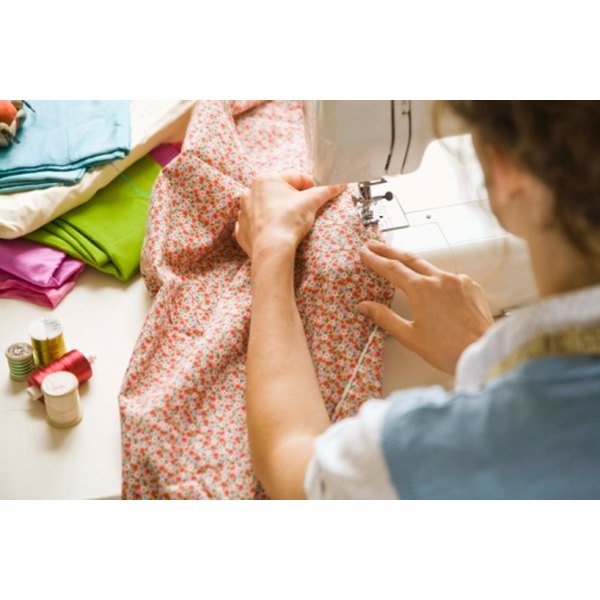 Your seamstress may work in a store or out of her home.