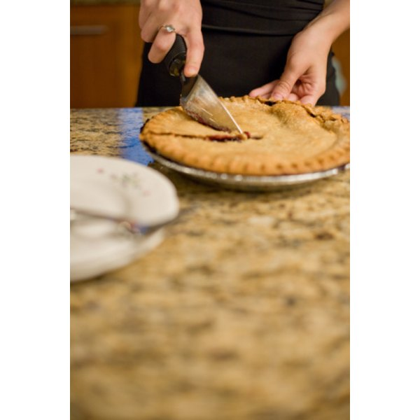 Practice makes perfect when it comes to pies.