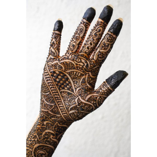 Henna tattoos generally last anywhere from two to three weeks.