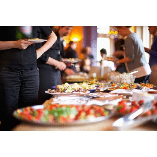 Wedding Reception Buffet Food Ideas: Ideas For Wedding Reception Buffets
