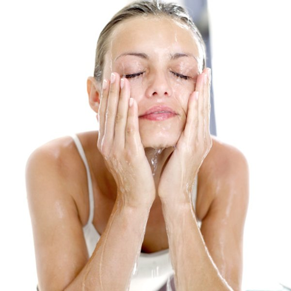 Wash face throughly before using the Derm-X Cloth.