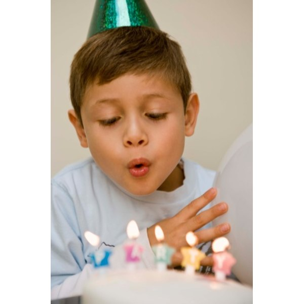 Birthday parties are even more fun when hosted at special venues.