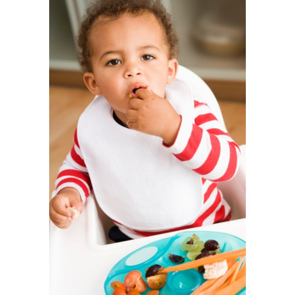 Take extra care to ensure that vegan and vegetarian toddlers get adequate protein.