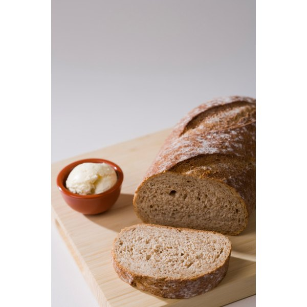 Bread made with millet has a pleasant, nutty texture and taste.