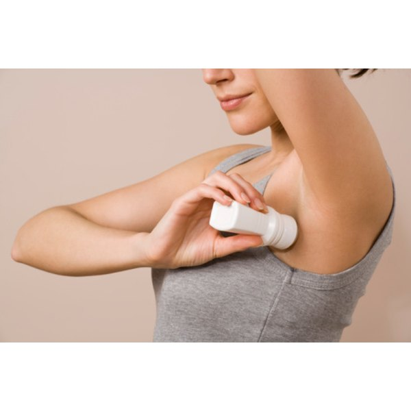 A cyst can cause a bump in your underarm.