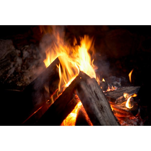 Bonfires, like any other fire, emit deadly smoke. Minimizing exposure to the smoke is important.