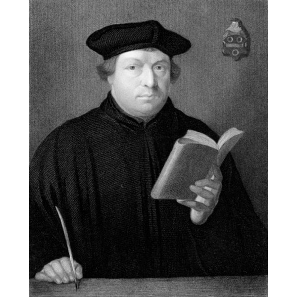 The anniversary of Martin Luther's 95 Theses is celebrated with Reformation Day parties.