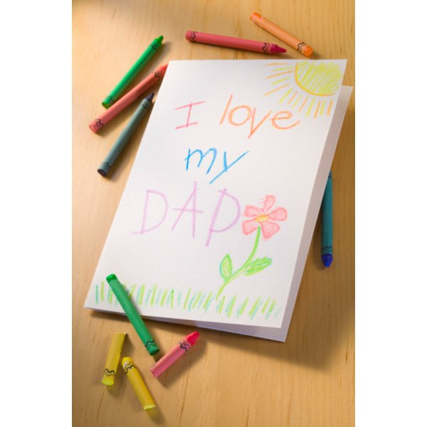 Sunday School Father's Day crafts teach kids to be thankful for their dads.