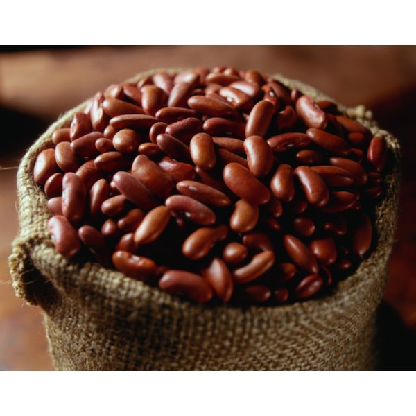 Kidney beans are great in chili and other dishes.