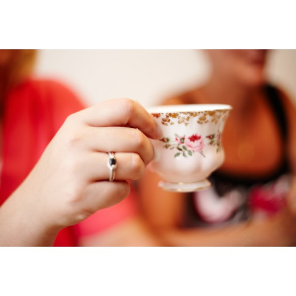 A bone china teacup would be appropriate for a 36th anniversary gift.  sc 1 st  Our Everyday Life & What Is the Anniversary Gift for 36 Years of Marriage? | Our ...