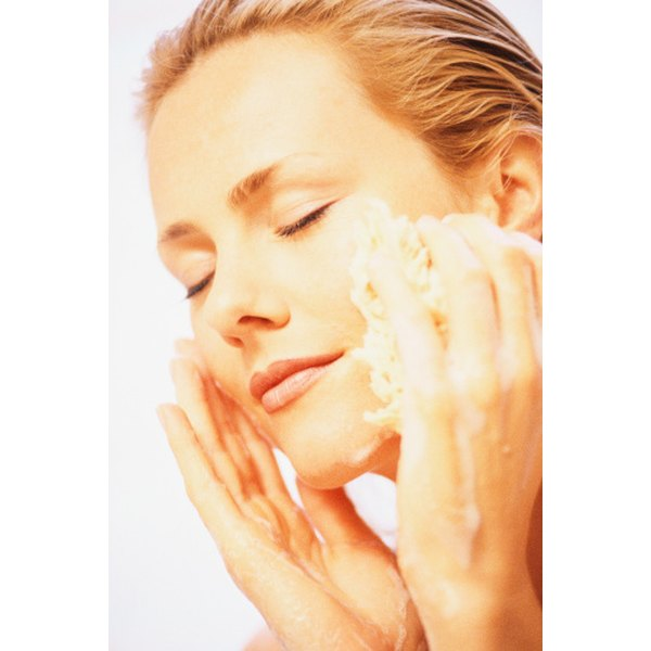 Exfoliate weekly to make your face soft and smooth.