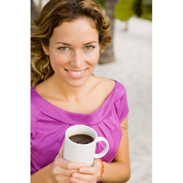 Women tend to metabolize caffeine faster than men.