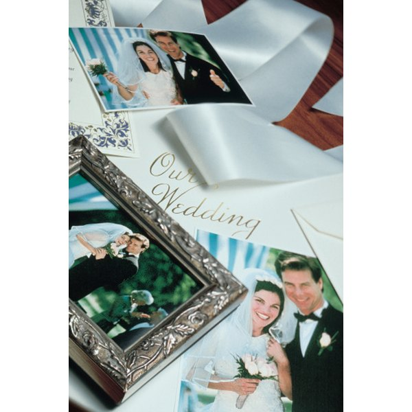 ideas for the title of a wedding album