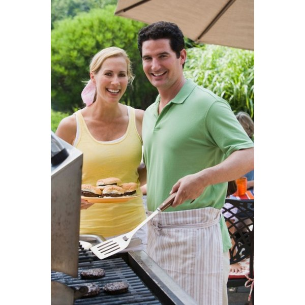 Liquid smoke adds the flavor of using a wood grill to food without the grill.