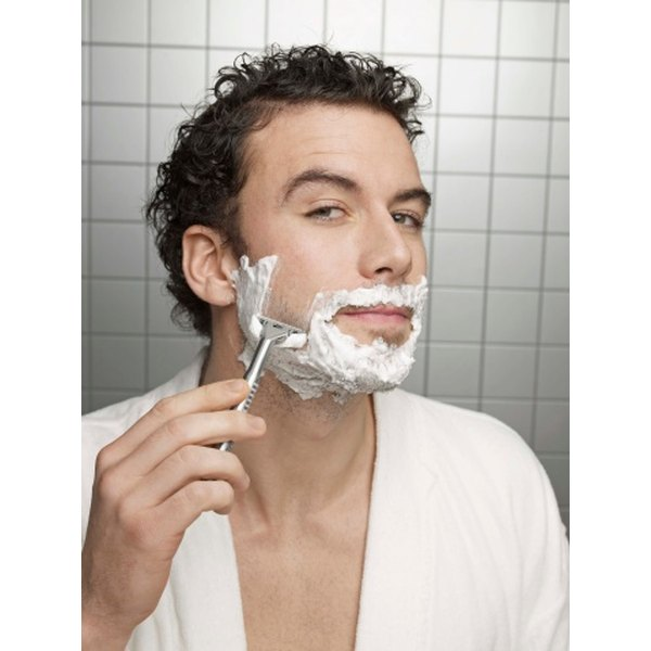 Apply pe-shave oil before shaving ceam.